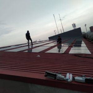 Grid System Roof Top